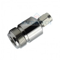 18GHz Precision N socket to SMA plug Adapter