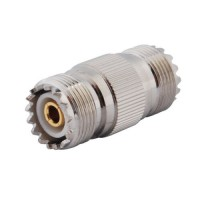 UHF SO239  Jack to Jack straight adapter 50ohm