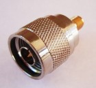 N type  male to SMA female connector adapter 50ohm