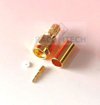 SMA Male Crimp Connector for LMR200 RG58 Cables