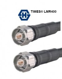 SUHNER N male to N male LMR400 Times Microwave Cable RoHS