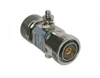 DIN 7/16  Lightning Protector  Female /  Male connectors 0-2.5GHz