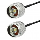 N male to N male LMR100  Coaxial  Cable  RoHS
